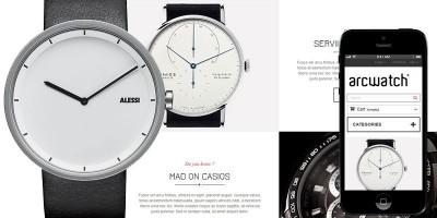 Arc Watch - PrestaShop Theme