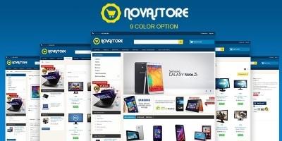 Nova Store - PrestaShop Theme