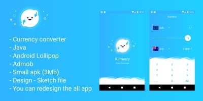 Kurrency - Currency Converter Android Template