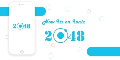 Ion 2048 - Ionic Game Template