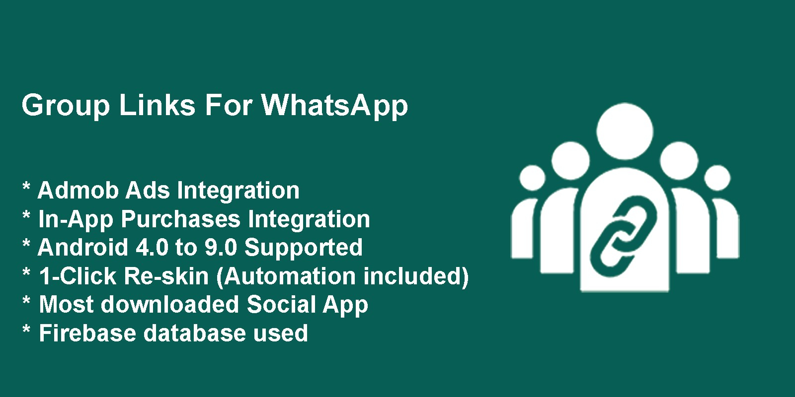 Group Links For Whats App - Android Source Code