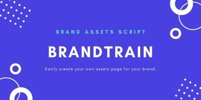 BrandTrain - Brand Assets Script