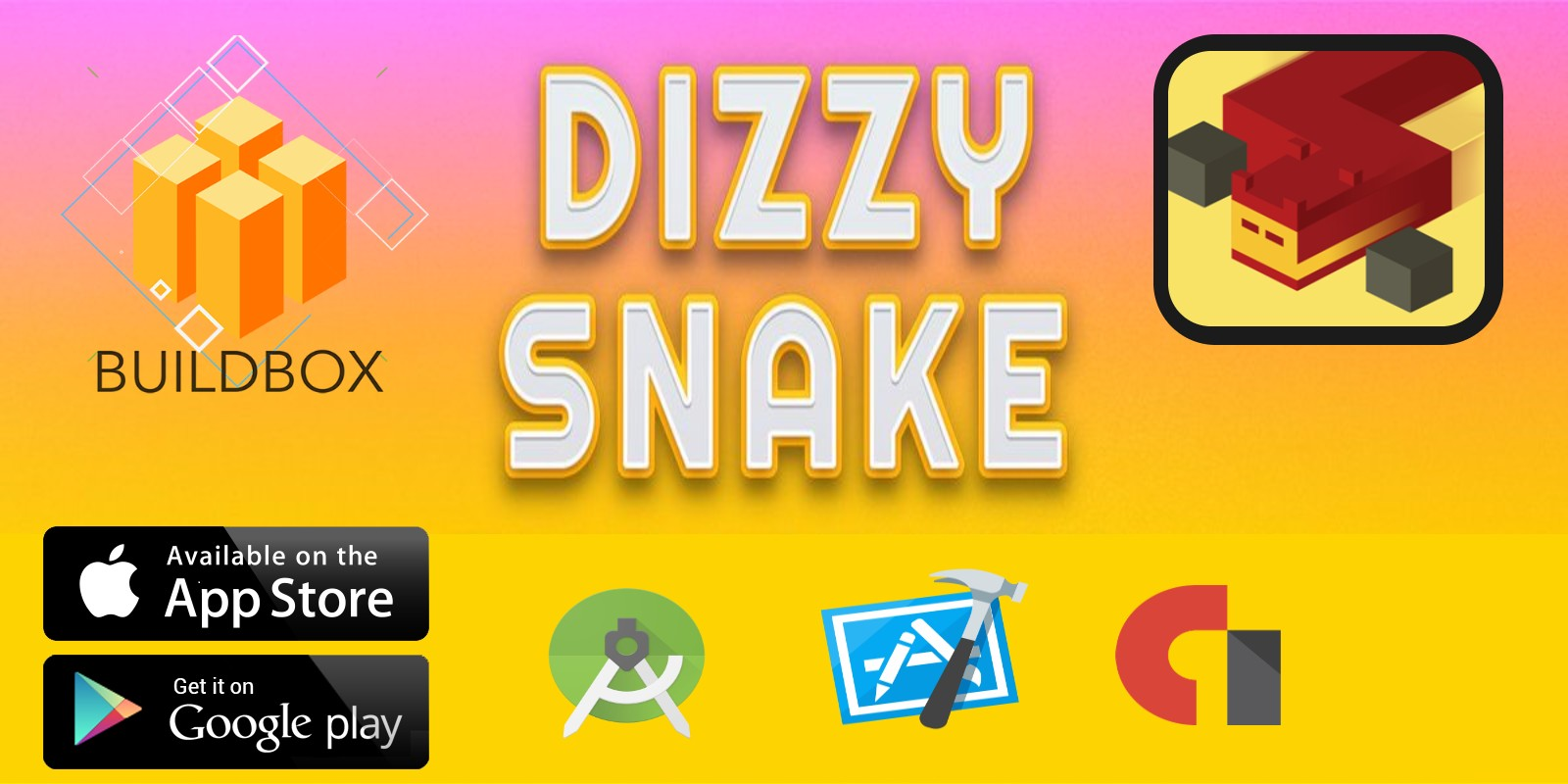 Dizzy Snake Buildbox Template