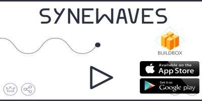 Synewaves  - Buildbox Template