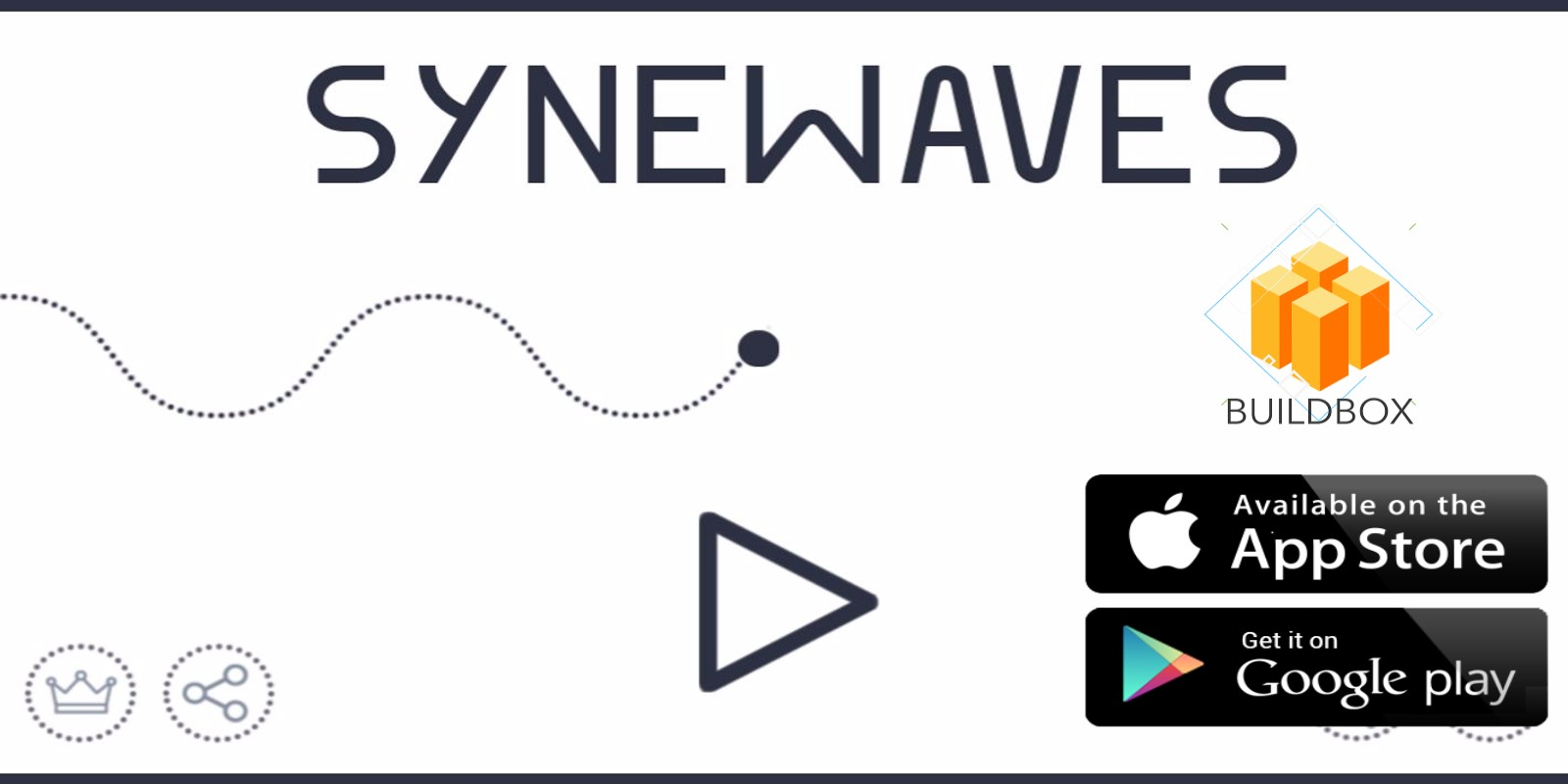 Synewaves  - Buildbox Template
