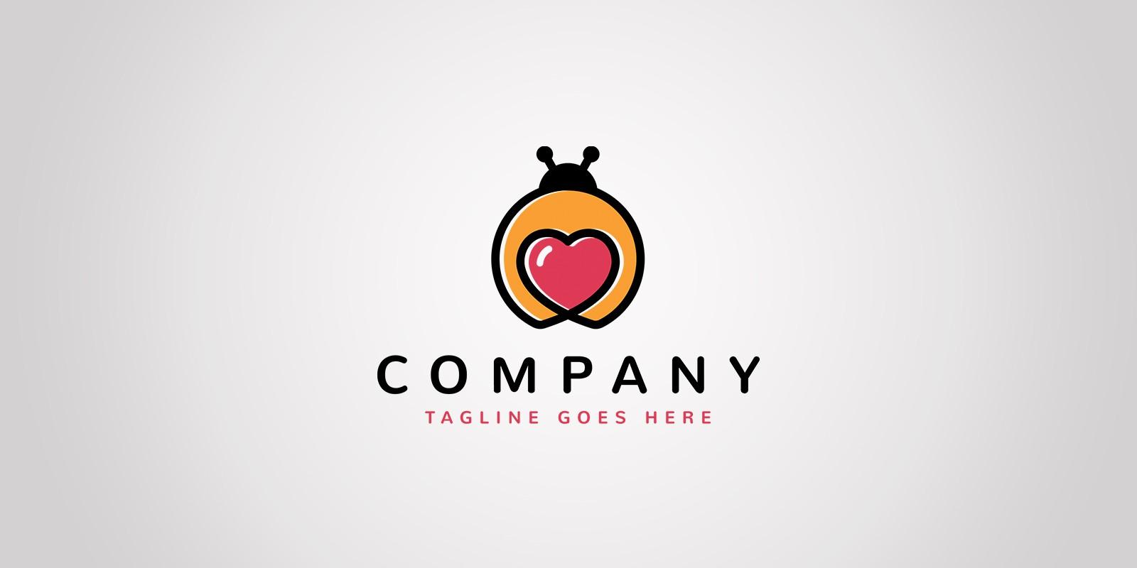 Love Ladybug Logo