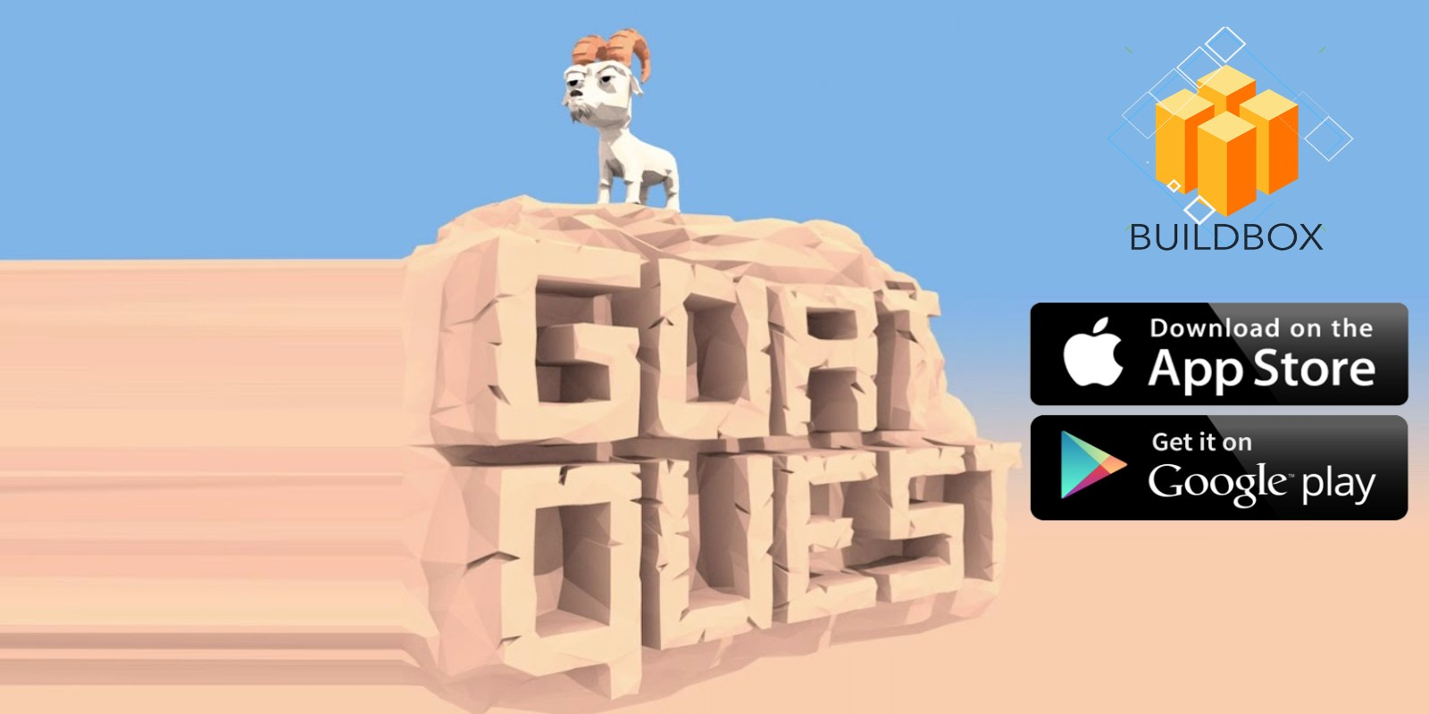 Goat Quest Buildbox Template
