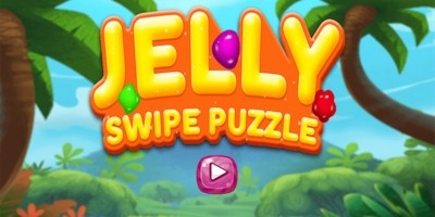 Jelly Swipe Puzzle - iOS Source Code