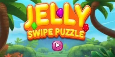 Jelly Swipe Puzzle - iOS Source Code