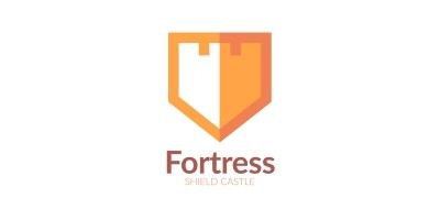 Fortress Shield Logo in Vector format