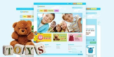 Kid Store - PrestaShop Theme