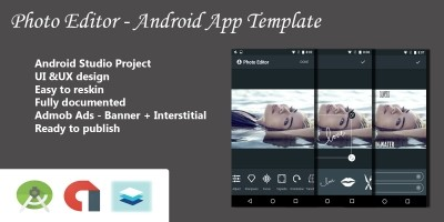Photo Editor - Android Studio Source Code