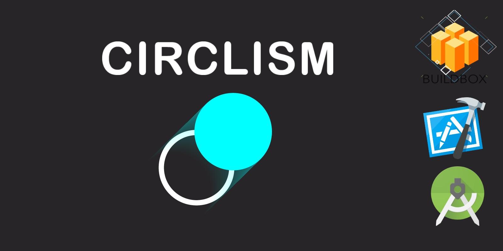 Circlism Buildbox Template