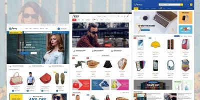 Fancy - Multipurpose Ecommerce HTML5 Template