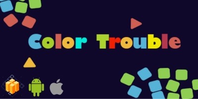 Color Trouble Buildbox Template