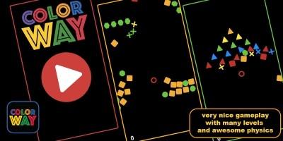 Color Way - Unity Source Code