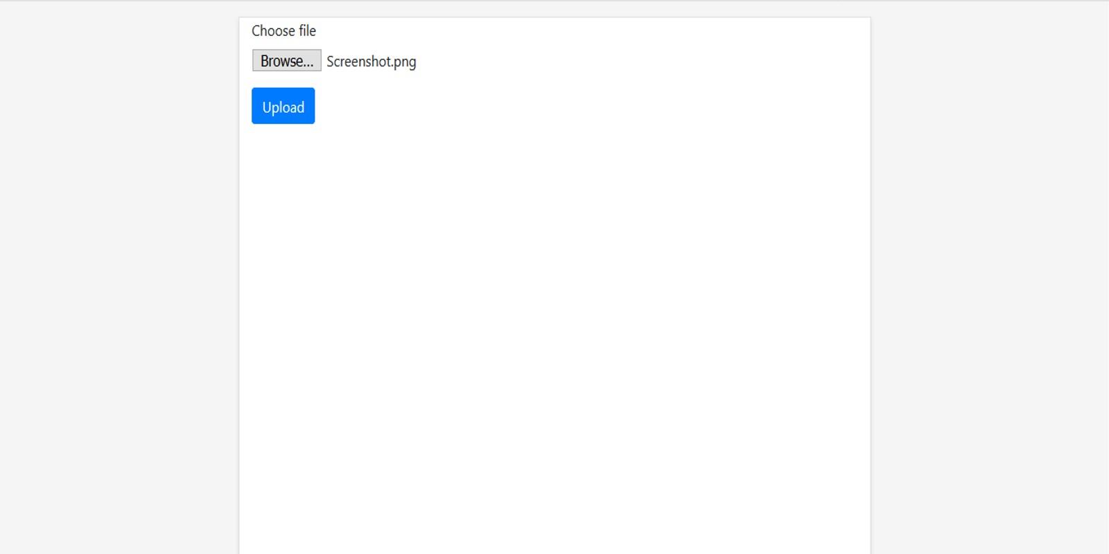 ASP.Net Upload Image to SQL Server