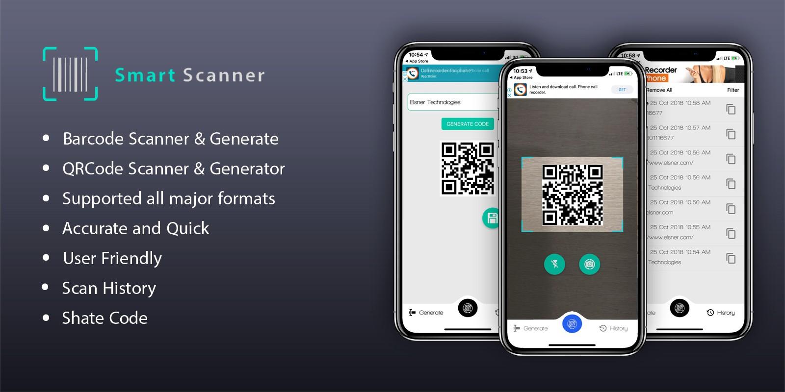 Smart Scanner - iOS Source Code