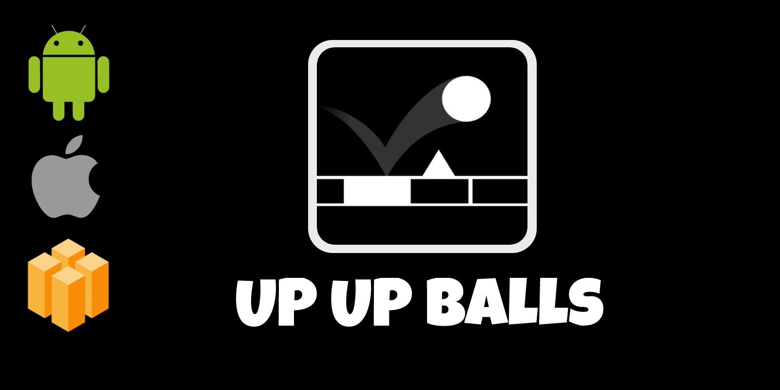 Up Up Balls Buildbox Template