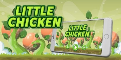 Little Chicken - Buildbox Template