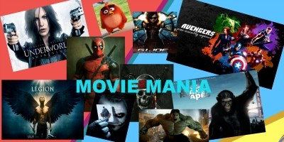 Movie Mania - Xamarin Source Code