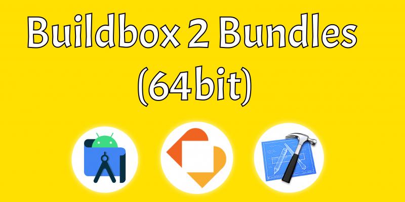 Buildbox 2.3.x Bundles 64bit