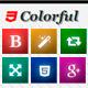 Colorful - Responsive Multipurpose HTML Template