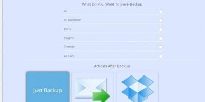 Backup KDT - Wordpress Plugin