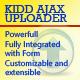 Kidd Ajax Uploader jQuery Plugin