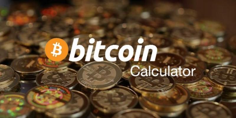 Bitcoin Calculator Written in C#