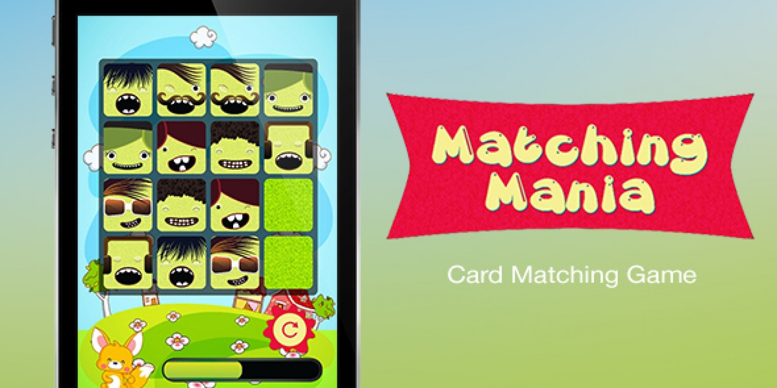Matching Mania - Card Matching iOS Source Code