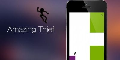 Amazing Thief iOS Source Code