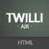 twilli-air-minimalist-onepage-html-template