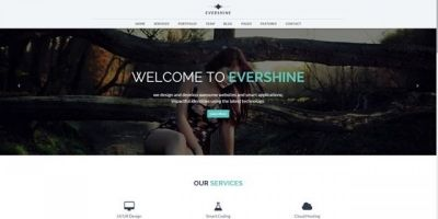 Evershine - Multipurpose HTML5 template