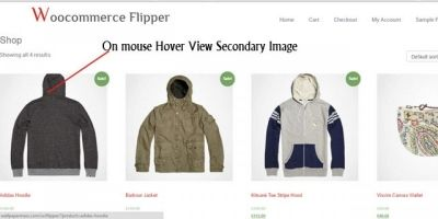 Image Flipper - Wordpress WooCommerce Plugin