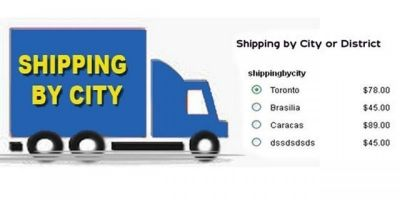 Custom Shipping  - Opencart Module