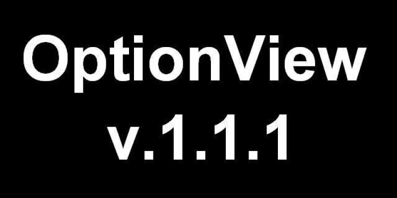 OptionView - View Product Options Opencart Module