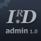 ID - Web Application & Admin Panel HTML Template
