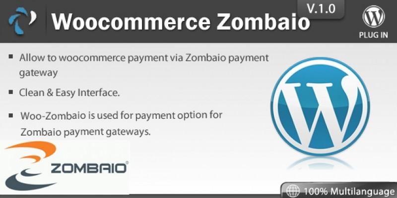 WooCommerce Zombaio Payment Gateway