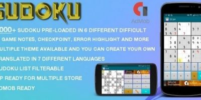 Sudoku - Android App Source Code