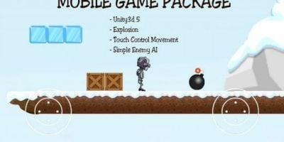Mobile Game Package for Unity
