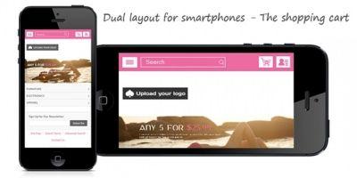 Mobile - Magento Mobile Theme