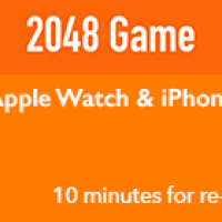 2048 for Apple Watch and iPhone - App Source Code