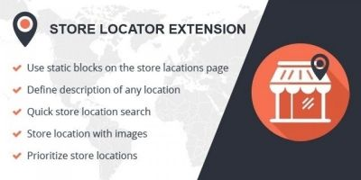 Magento Store Locator Extension