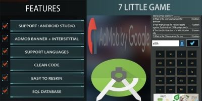7 little words - Android App Source Code