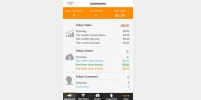 Mobile Sales Tracking - Magento Extension