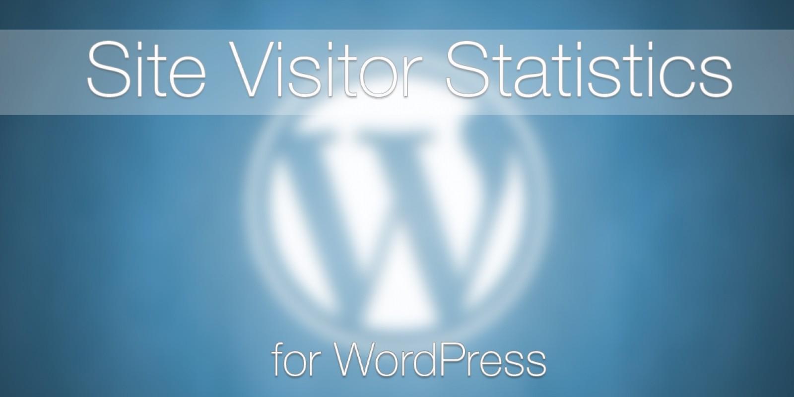 mySTAT - Site Visitor Statistics WordPress Plugin