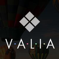 Valia - Responsive Coming Soon HTML Template
