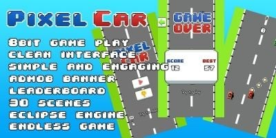 Road Fighter - Android App Source Code