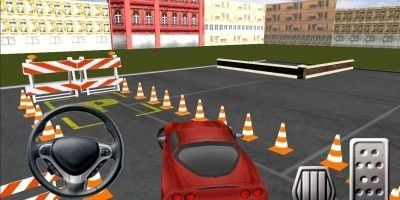 3D Parking Game - Unity Game Source Code